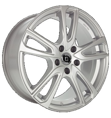 GMP WHEELS ASTRAL ZILVER 101071655