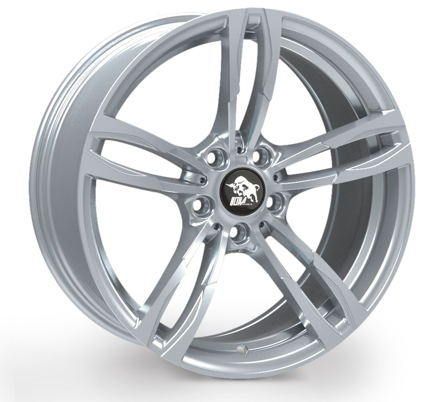 ULTRA WHEELS BOOST ZILVER UA11-8018-MB-ET45-SI