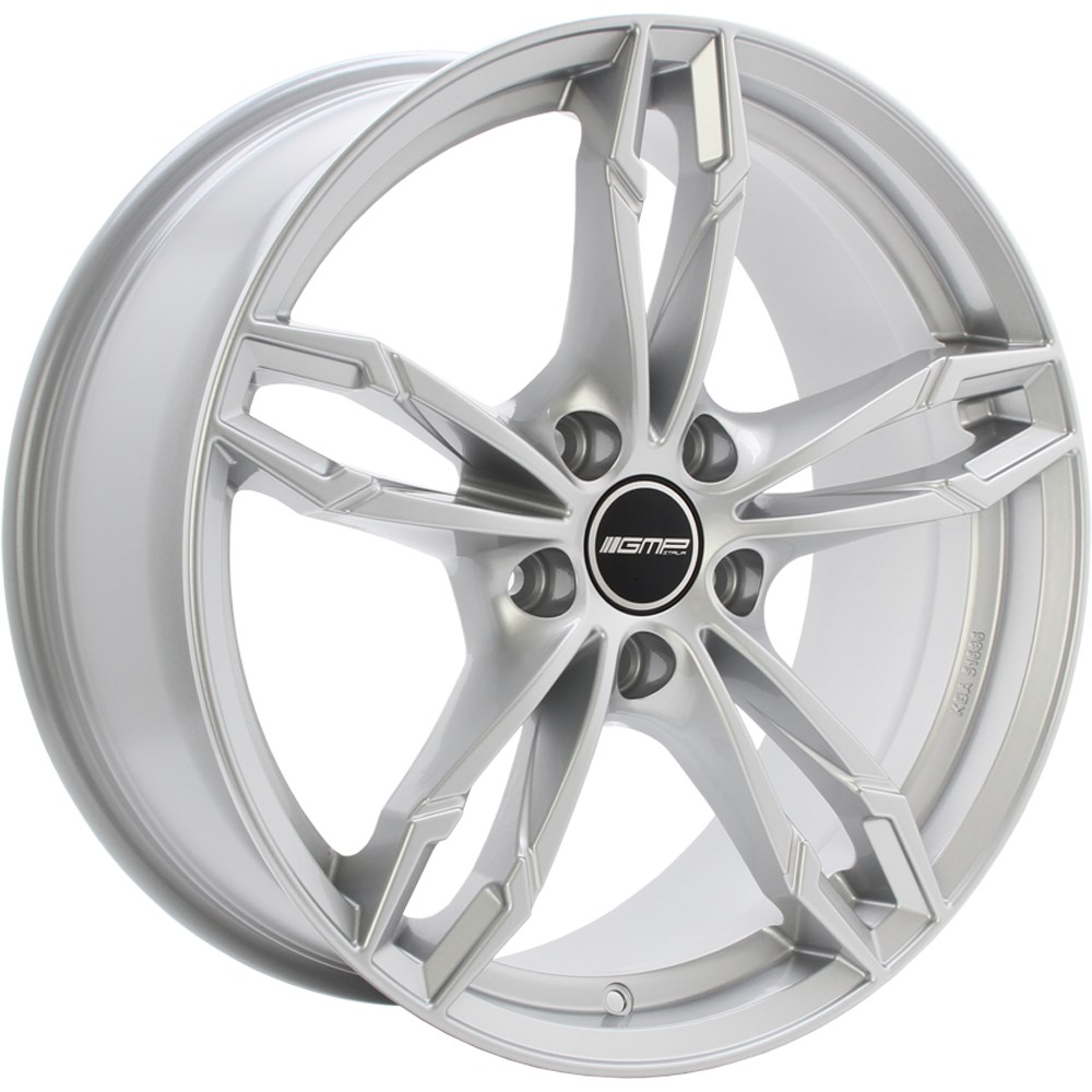 GMP WHEELS DEA ZILVER 101068641