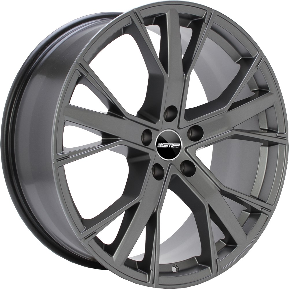 GMP WHEELS GUNNER ANTRACIET MAT 101083428