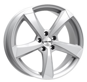 GMP WHEELS ICAN ZILVER 101049766