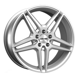 GMP WHEELS MYTHOS ZILVER 101065869