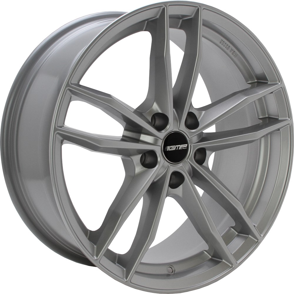 GMP WHEELS SWAN ZILVER 101098397