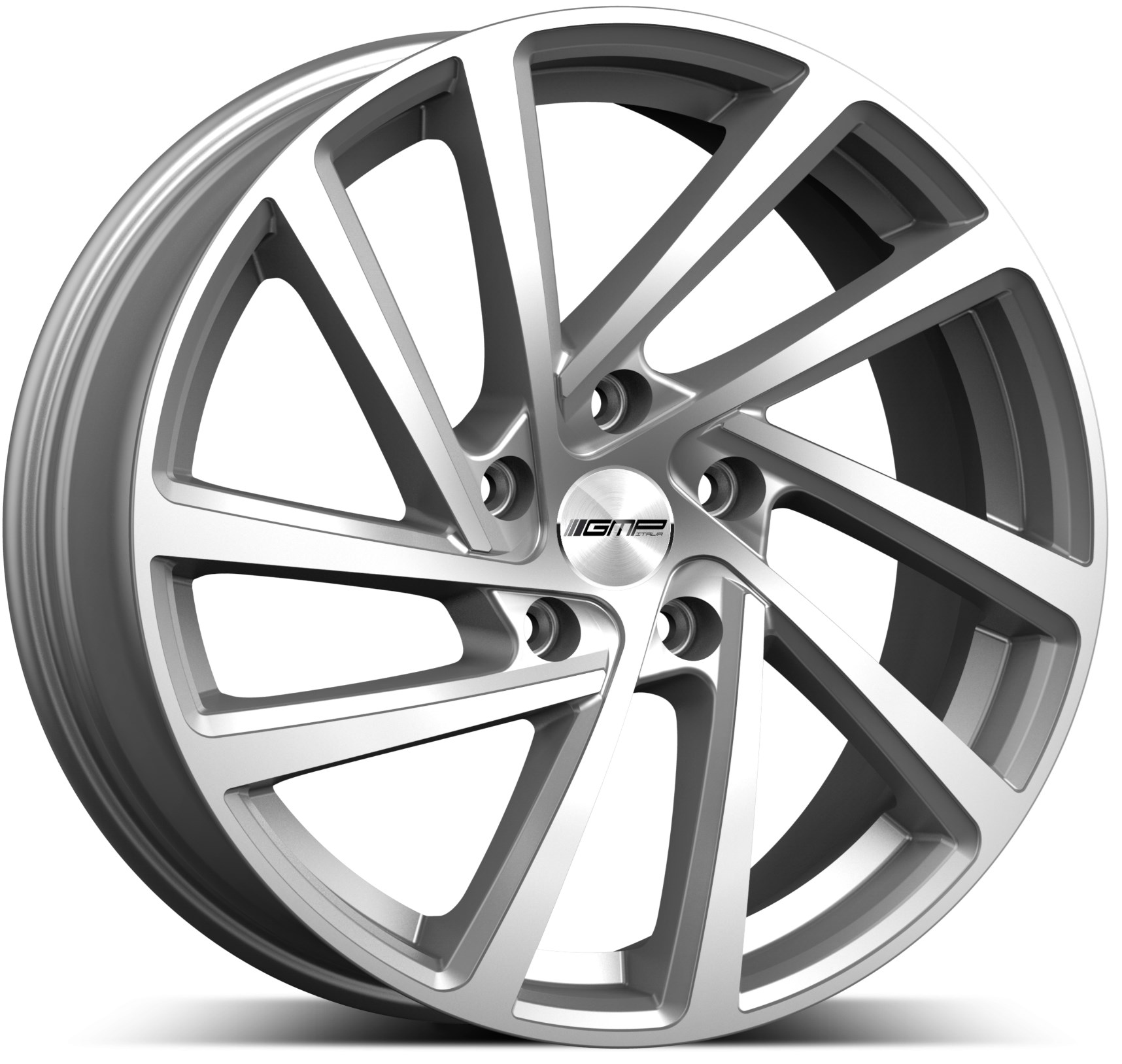 GMP WHEELS WONDER ZILVER 101078953